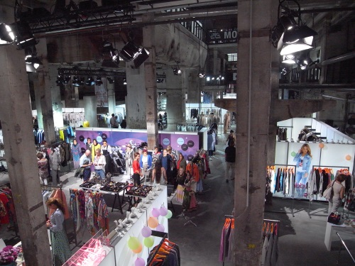 Fashion week berlin cr ateurs mode fran aise semaine for A french touch salon