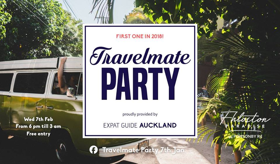 Travelmate Party
