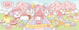 My Melody Run Singapore, Singapour