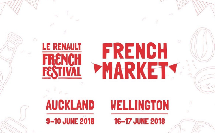 Renault french festival auckland Juin