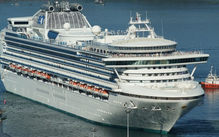 Coronavirus Hong Kong Japan Diamond Princess