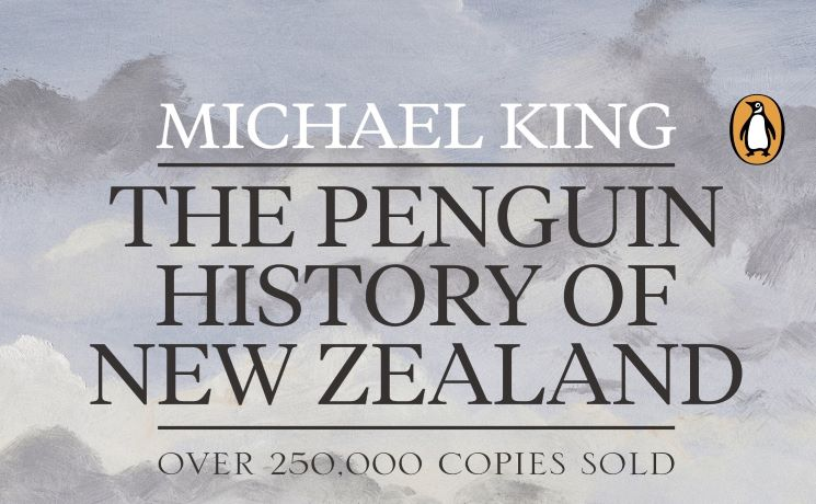 "Livre ""The Penguin History of New Zealand"""