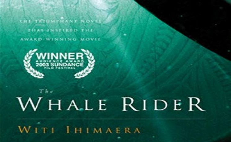 "Livre ""The Whale Rider"""