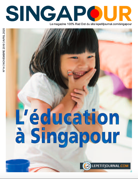singapour magazine 14 education