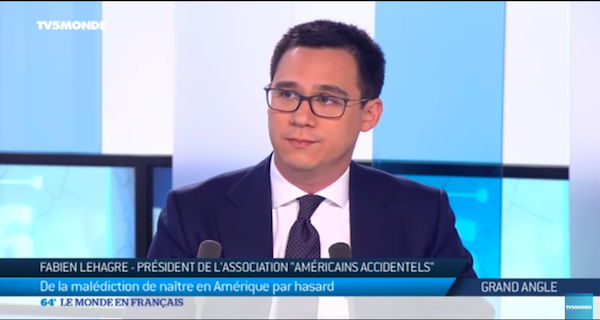 Américains Accidentels Fabien Lehagre