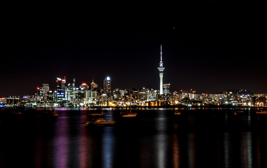 Nuit blanche Auckland