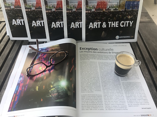 magazine Art and the city