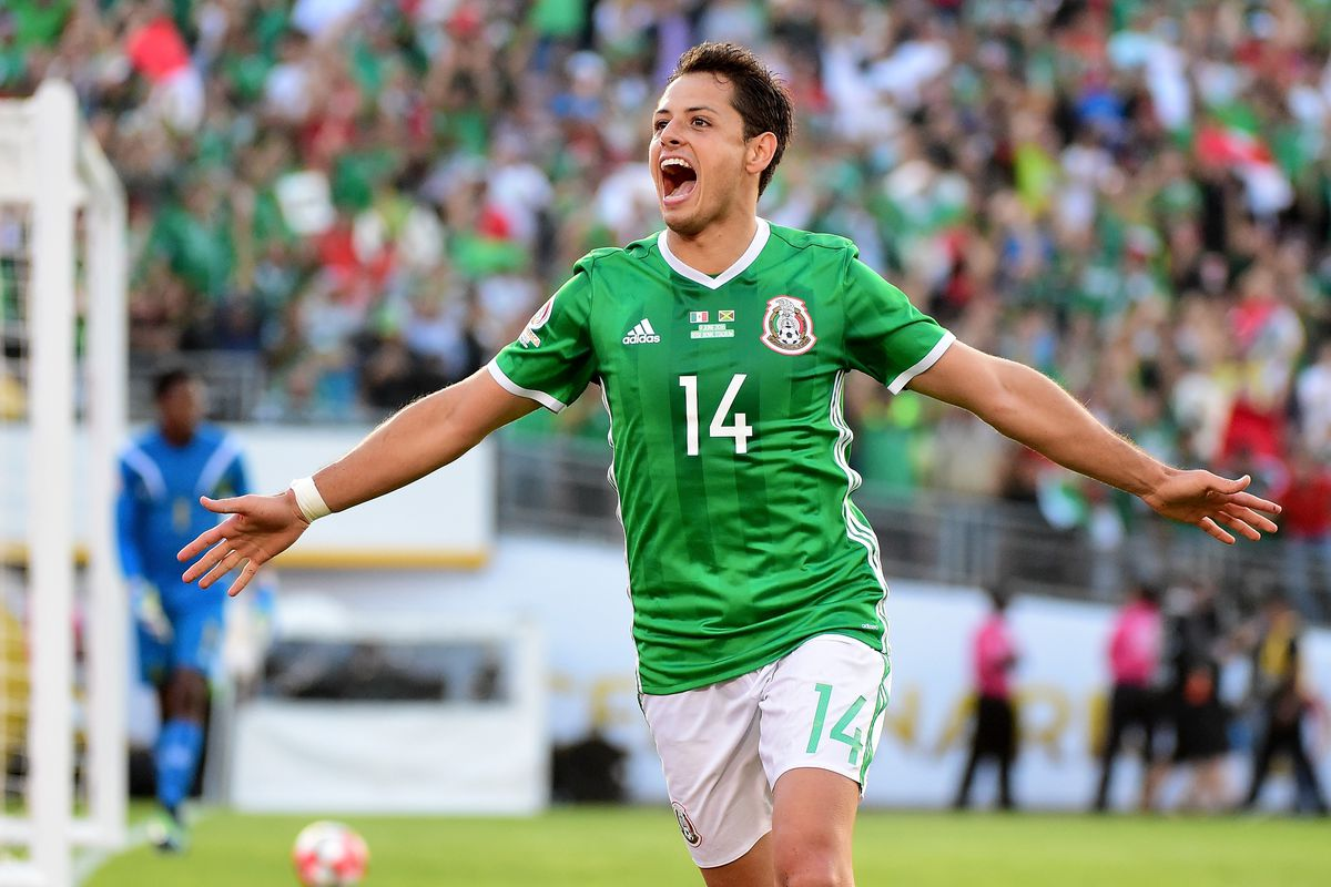 Chicharito-mexique