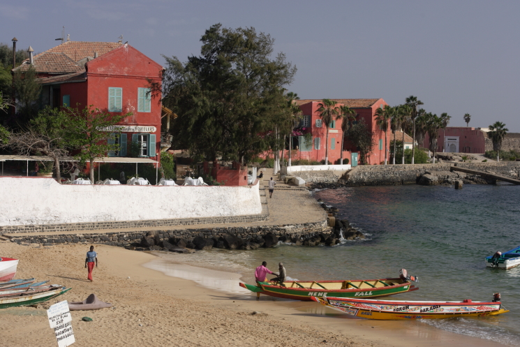 goree ile dakar 10 choses à faire incontournables traite esclaves