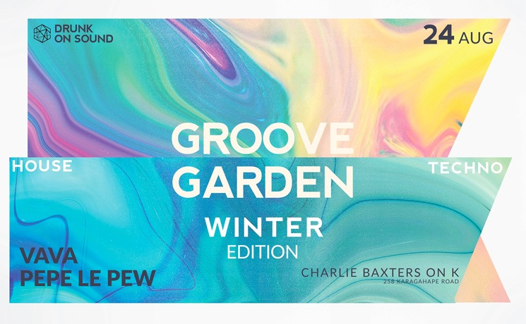 Groove garden winter edition