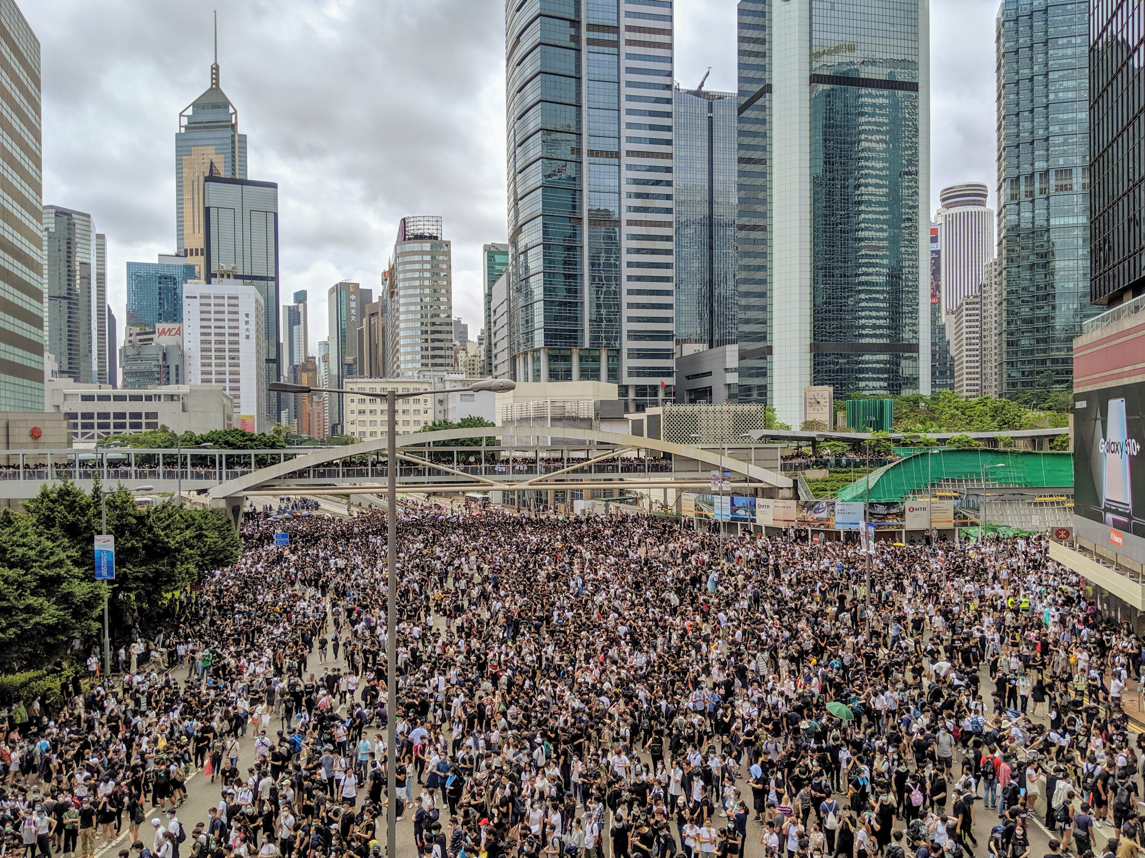 Hong Kong manifestation extradition