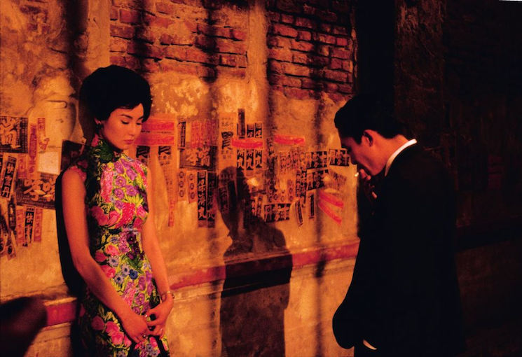 In the mood for love WOng kar wai