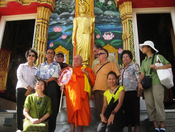 Jean Marcel ordination Phuket