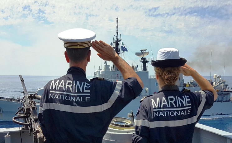 navire marine nationale auckland