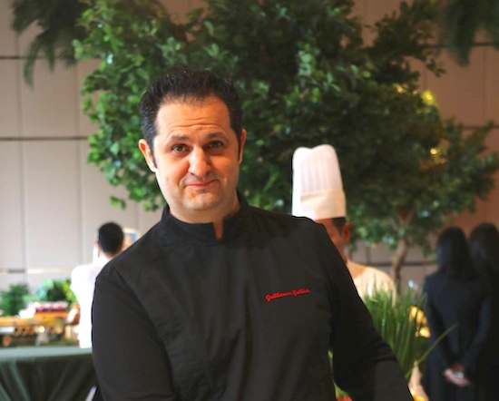 Guillaume Galliot restaurant Caprice