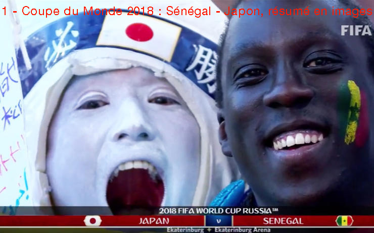 Sénégal-Japon