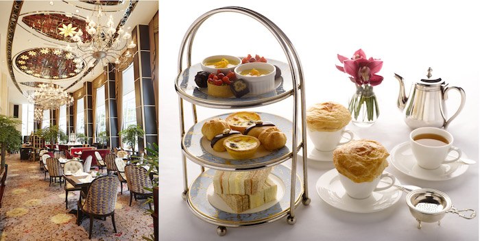 Afternoon Tea Saint Régis