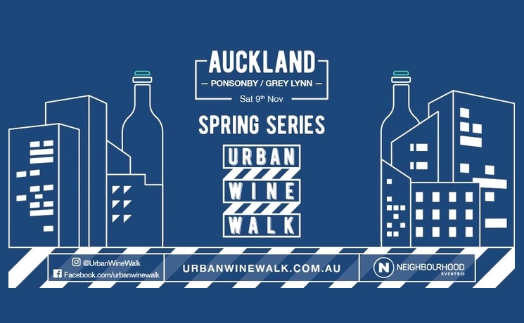 Urban Wine Walk Auckland