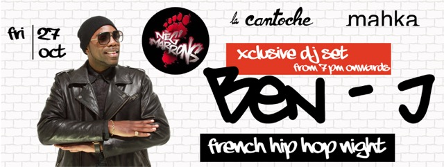 French Hip Hop Night