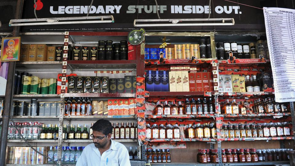 alcohol india shop liquor