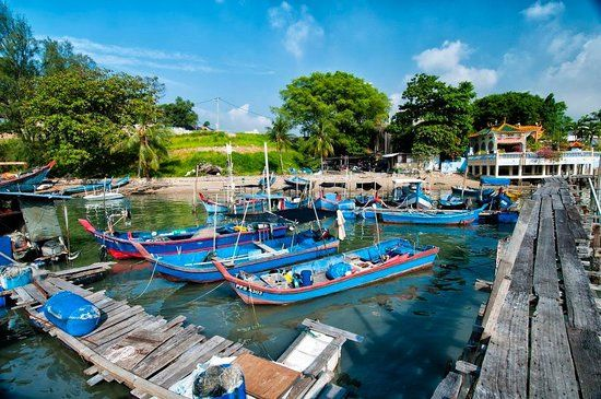 batu-maung-fishing-village