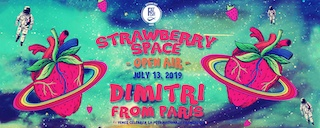 Strawberry Space Open Air, Singapour