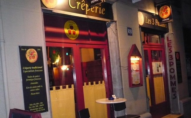 creperie barcelone