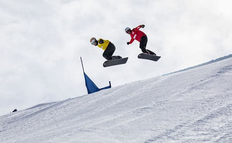 Eliot grondin cardrona alpine resort