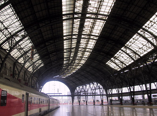 gare de france barcelone