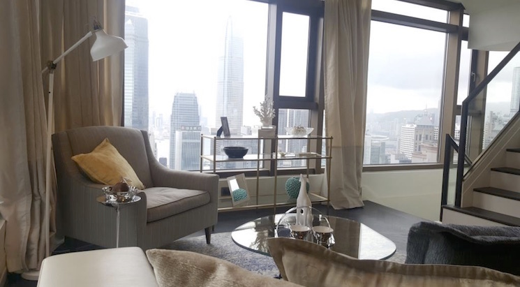 Appartement location Hong Kong mid levels agents JLL