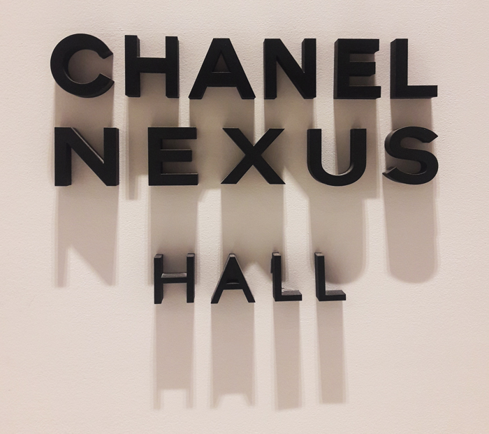Chanel nexus hall
