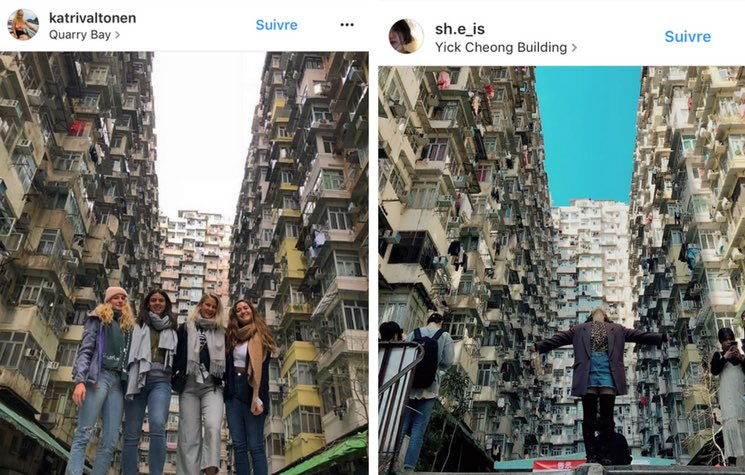Yick Cheong Building Instagram