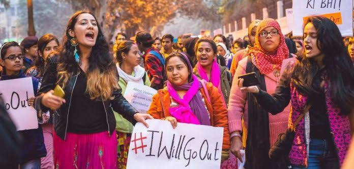 #metooindia femmes protestations agressions