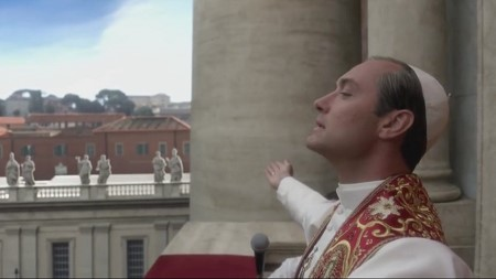 the young pope série tv italie