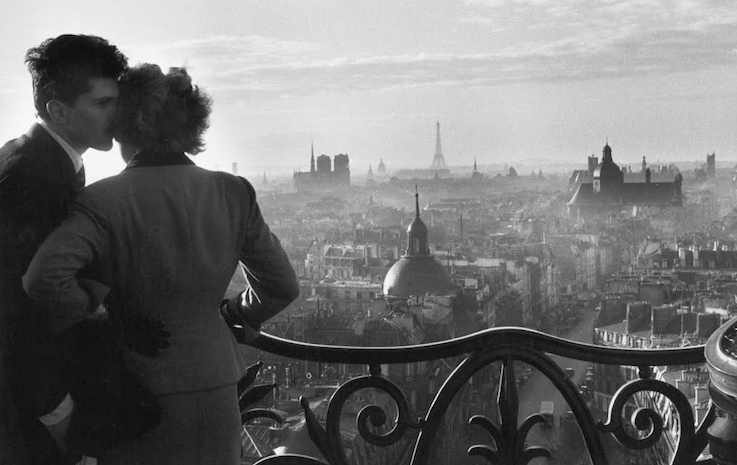 "Exposition Willy Ronnis ""De Paris à Venise"""