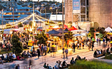 Night market auckland