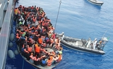 Migrants Italie fermeture ports