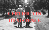 CERTIFICATS D'EXISTENCE expatriation retraite