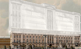 Buckingham Palace logements Londres projet architecte Opposite Office