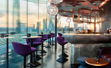 craft london restaurant vue imprenable 360° Tamise cafe bar Londres O2