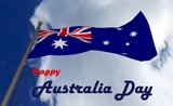 Happy Australia Day fête nationale australienne