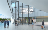 London City Airport extension Londres
