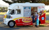 whippy glace auckland camion