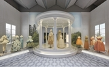 Londres rend hommage Christian Dior Victoria & Albert Museum exposition couturier