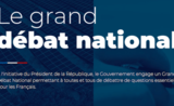 Grand Débat national 2019 Colombie
