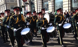 grand défilé Saint Patrick Londres ce week-end 17 mars