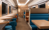 Caledonian Sleeper train luxe Londres Ecosse Royaume-uni