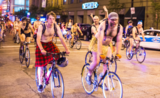 Naked Bike Ride Londres 2019