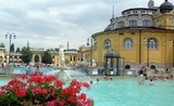 bains budapest thermes