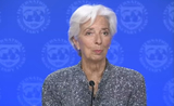 christine lagarde BCE Francfort